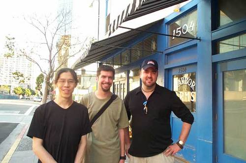 Three creators